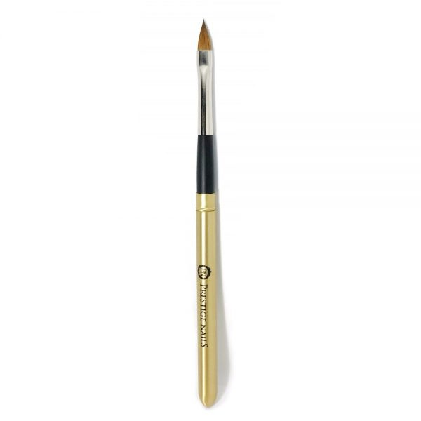 gel brush gold no 6