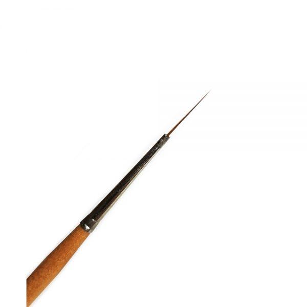 long hair brush 14 mm